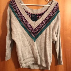 A sweater from American eagle